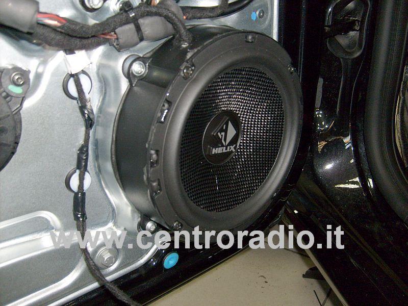 ALBUM  Alfa Romeo 159 SW di Stefano: upgrade impianto audio originale.